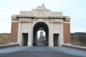Cemeteries and memorials on the Western Front
